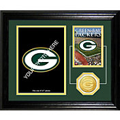 The Highland Mint Green Bay Packers Framed Memories Photo Mint