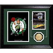 The Highland Mint Boston Celtics Desktop Photo Mint