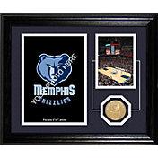 The Highland Mint Memphis Grizzlies Desktop Photo Mint