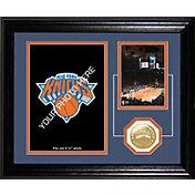 The Highland Mint New York Knicks Desktop Photo Mint