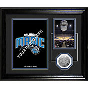 The Highland Mint Orlando Magic Desktop Photo Mint