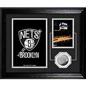The Highland Mint Brooklyn Nets Desktop Photo Mint