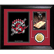 The Highland Mint Toronto Raptors Desktop Photo Mint
