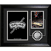 The Highland Mint San Antonio Spurs Desktop Photo Mint