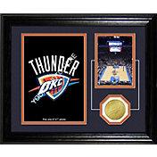 The Highland Mint Oklahoma City Thunder Desktop Photo Mint