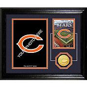 The Highland Mint Chicago Bears Framed Memories Photo Mint