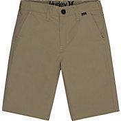 Hurley Boys' Dri-FIT Chino Walk Shorts