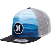 Hurley Men's Block Party Flow Trucker Hat