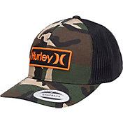 Hurley Men's Bunting Trucker Hat