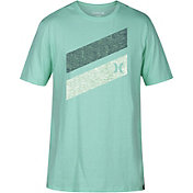 Hurley Men's Icon Slash Push Through T-Shirt