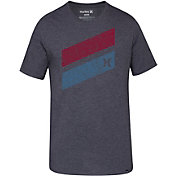 Hurley Men's Icon Slash Push Through T-Shirt