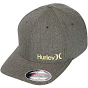Hurley Men's Corp Textures Flexfit Hat