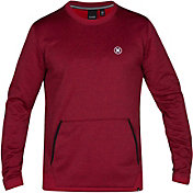Hurley Men's Dri-FIT Disperse Crew Sweatshirt