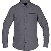 Hurley Men's Dri-FIT One & Only Long Sleeve Shirt
