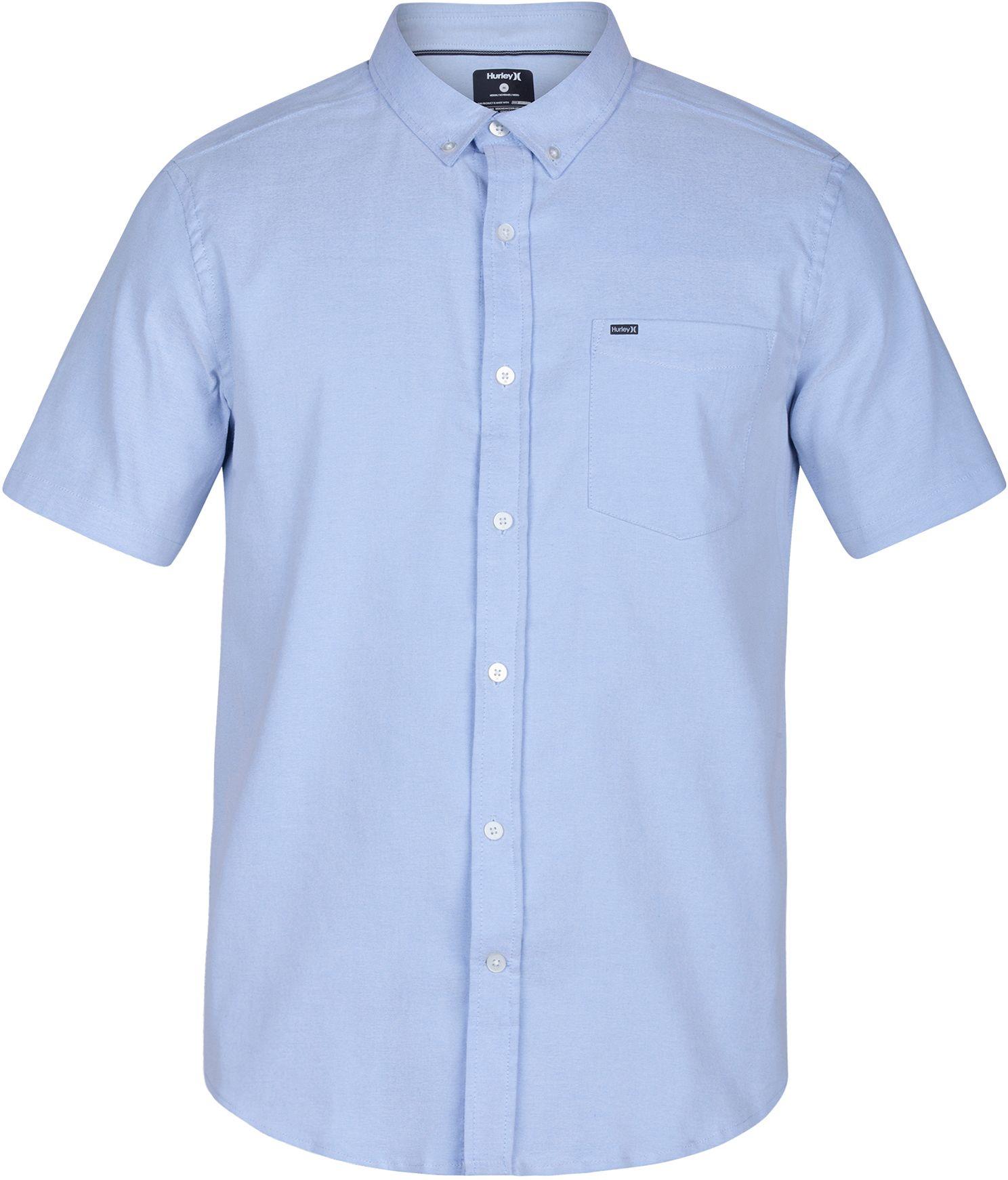 Button down short sleeve shirts custom shirt for Button down shirts for short men