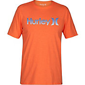 Hurley Men's One & Only Gradient T-Shirt