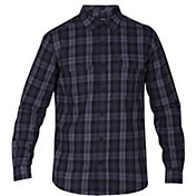 Hurley Men's Unite Button Down Long Sleeve Shirt