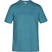 Hurley Men's One & Only Push Through T-Shirt