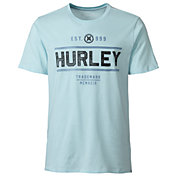 Hurley Men's Snaked T-Shirt