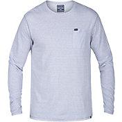 Hurley Men's Still Crew Long Sleeve Shirt