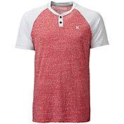 Hurley Men's Stiller Henley T-Shirt