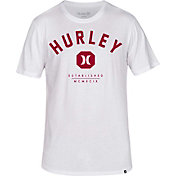 Hurley Men's Version Droptail T-Shirt