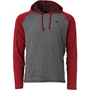 Hurley Men's Weekend Hooded Long Sleeve Shirt
