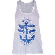Hurley Women's Anchored Soul Perfect Tank Top