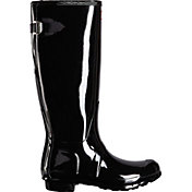 Hunter Boots Women's Original Adjustable Gloss Rain Boots