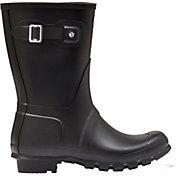 Hunter Boots Women's Original Short Matte Rain Boots