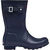 Hunter Boots Women's Original Short Matte Rain Boots