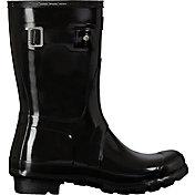 Hunter Boots Women's Original Short Gloss Rain Boots