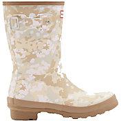 Hunter Boot Women's Original Short Flecktarn Rain Boots