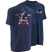 Huk Men's KScott American Marlin T-Shirt
