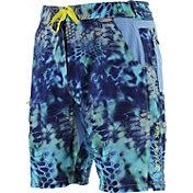 Huk Men's Next Level Kryptek Board Shorts