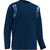 Huk Men's Trophy Long Sleeve Shirt