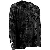 Huk Men's Kryptek LoPro ICON Long Sleeve Shirt