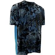 Huk Men's Kryptek LoPro ICON Short Sleeve Shirt