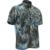 Huk Men's Kryptek Phenom Short Sleeve Shirt