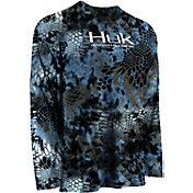 Huk Men's Kryptek Performance Long Sleeve Shirt