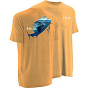 Huk Men's KScott Rising Sail T-Shirt