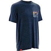 Huk Men's KScott SS Pocket T-Shirt