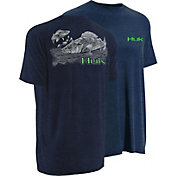 Huk Men's KScott Walleye Attack T-Shirt