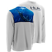 Huk Men's Trophy Performance Hoodie