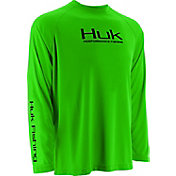 Huk Men's Performance Long Sleeve Shirt