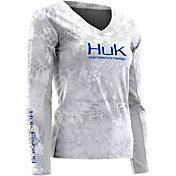 Huk Women's Kryptek Icon Long Sleeve Shirt