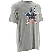 Huk Boys' KScott American Marlin T-Shirt