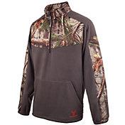 Huntworth Men's Fleece Quarter Zip Pullover