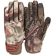 Huntworth Men's Tech Camo Shooters Gloves