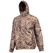 Huntworth Men's Marshland Micro Fiber Rain Jacket